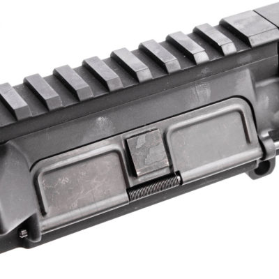 AR15 5.56 NATO 16″ CARBINE LENGTH 1:7 TWIST W/ 12″ SUPER SLIM KEYMOD HANDGUARD – UPPER ASSEMBLY