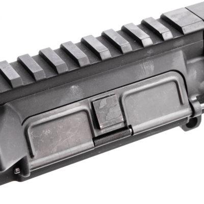 AR15 5.56 NATO 16″ CARBINE LENGTH 1:7 TWIST W/ 12″ SUPER SLIM KEYMOD HANDGUARD – UPPER ASSEMBLY