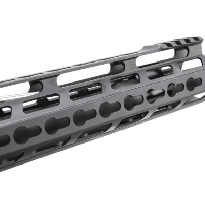AR 7.62X39 16″ CARBINE LENGTH 1:10 TWIST W/12″ HYBRID KEYMOD HANDGUARD – UPPER ASSEMBLY