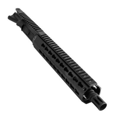 AR15 5.56 NATO 16″ CARBINE LENGTH 1:7 TWIST W/ 16″ KEYMOD HANDGUARD – COMPLETE UPPER