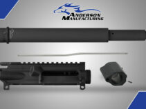 AM-15 Kit – Upper Build, 10.5″ .300BLK
