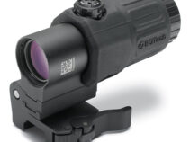 EoTech Generation III 3x Magnifier with STS Mount G33.STS
