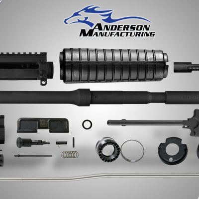 AM-15 Kit – Complete Upper Build, 16″ 5.56