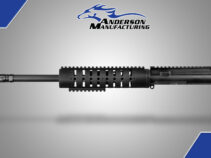 "16"" Complete 300 Blackout Upper"