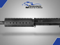 "7.5"" Complete Upper (Minus Charging Handle and BCG)"