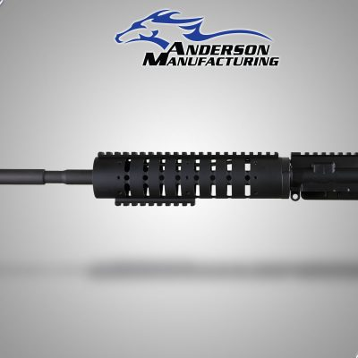 "Anderson's 16""Complete upper minus charging handle and BCG"