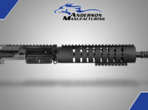 ".223/5.56 10.5"" Complete Upper (Minus BCG and Charging handle)"