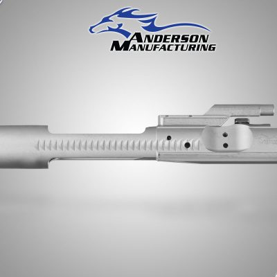 AM-15 Bolt Carrier Group, Nickel Boron, Logo Engraved – .223