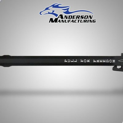 AM-15 Charging Handle – Pull For Freedom