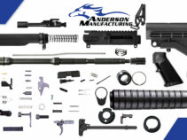 Anderson Basic Gun Kit With Front Sight Base