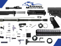 Anderson Basic Gun Kit with High Rise Gas Block