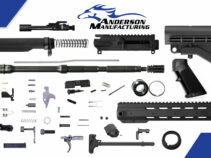 Anderson Basic Gun Kit with EXT Forearm (Carbine Length)