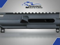 AM-15 Stripped Upper Receiver – No Forward Assist, No Dust Cover