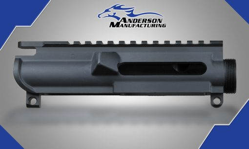 AM-15 Stripped Upper Receiver – No Forward Assist