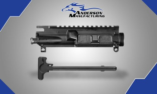 AM-15 Assembled Upper Receiver – With Charging Handle