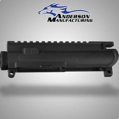 AM-15 Stripped Upper Receiver – 50 Pack