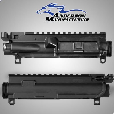 AM-15 Assembled Upper Receiver – With BCG & Charging Handle