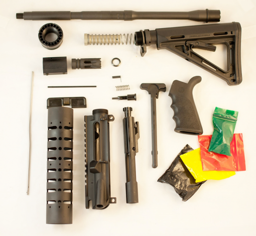Anderson Complete M4 Rifle Kit.