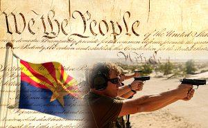 Arizona Senate Votes Nullify Federal Gun Laws