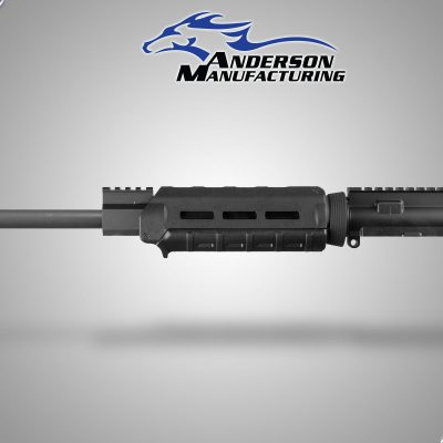 "Anderson 16"" 300 Blackout Complete upper with Magpul Forearm"