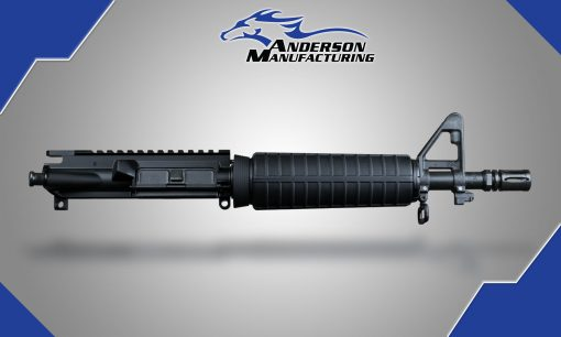 Anderson's 10.5 AOR Complete upper with front sight base- No BCG or Charging Handle