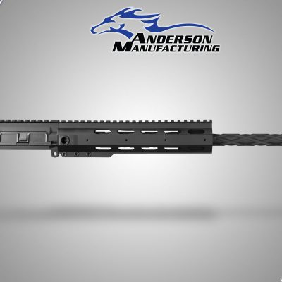 "Anderson 16"" Diamond Upper with Ext Forearm No BCG or Charging Handle"