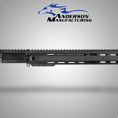"Anderson 16"" 223 wylde target crown Upper with 15"" EXT Forearm No BCG or Charging Handle"