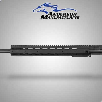 "Anderson 20"" Complete Upper With EXT Forearm No BCG or Charging Handle"