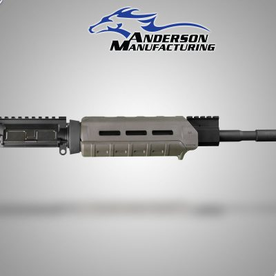 "Anderson 16"" Complete upper with Magpul OD Green Forearm"