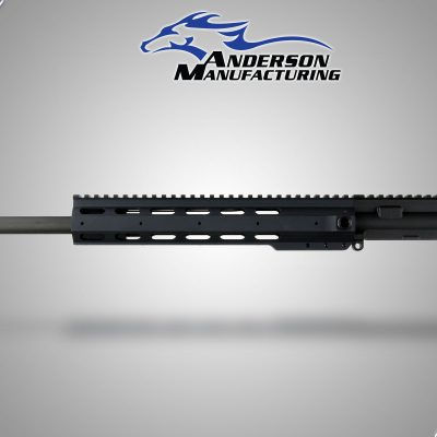 "Anderson 16"" Mid length Complete Upper With EXT Forearm;"