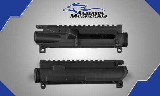 AM-15 Stripped Upper Receiver – Blemished
