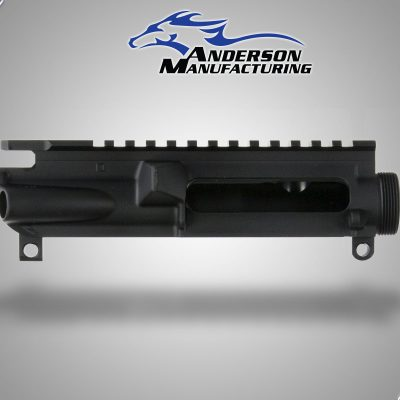 AM-15 Stripped Upper Receiver – .458 SOCOM