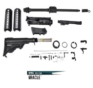 DPMS Oracle Carbine Rifle Kit less Lower Receiver.