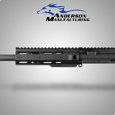 "EXT 10.5"" 300 Blackout Complete Upper(pistol gas system) with an Adjustable Gas Block"