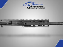 """EXT 10.5"""" 300 Blackout Complete Upper(pistol gas system) with an Adjustable Gas Block"""