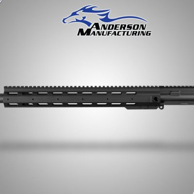 "EXT 20"" Complete Upper with Bull Barrel"