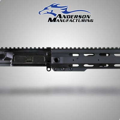 "RF85 7.5"" 300 Blackout EXT Complete Upper"