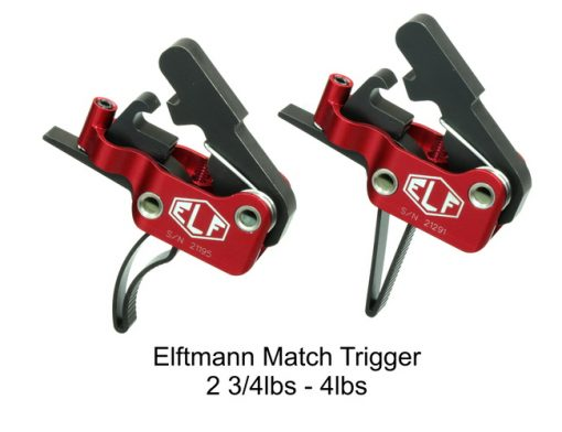 Elftmann Tactical Match Trigger - Curved or Straight Styles