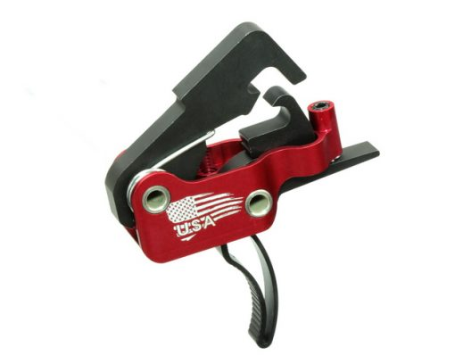 Elftmann Tactical Service Trigger Curved