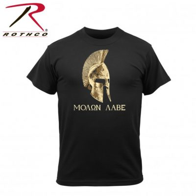 Molon Labe T-Shirt by: Rothco