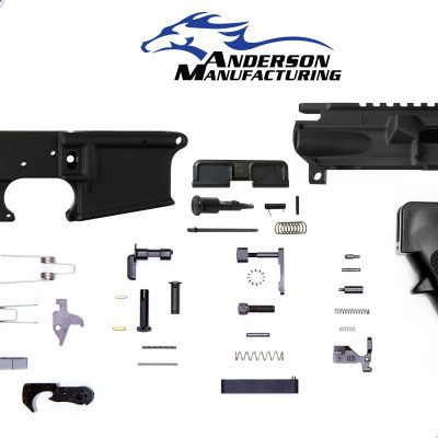 AM-15 Kit – Upper & Lower Receiver Build