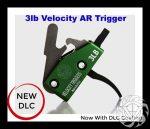 Velocity AR-15 Trigger