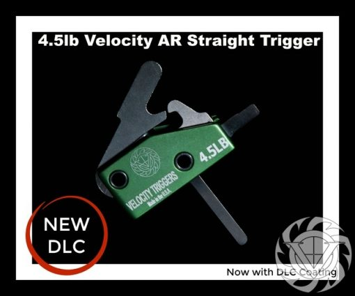 Velocity AR-15 4.5 Lb Straight Drop-In Trigger